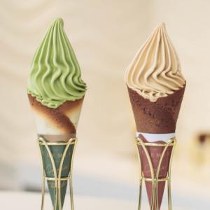 4月7日(日)まで期間限定、ここでしか味わえないソフトクリームも。〈CREMIA Bar 表参道〉開催中!