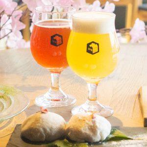 """〈スプリングバレーブルワリー〉から""""桜の香りに包まれる""""新商品が期間限定で販売中!"""