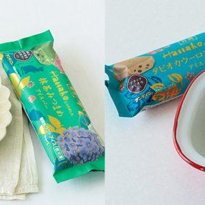 雑誌「Hanako」の人気特集がアイスになった!4月1日(月)より全国発売開始。