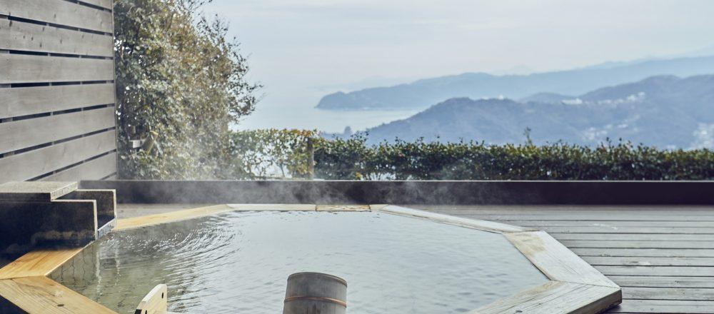 <span>今ならリッチな宿もお得。</span> 全室露天風呂付き!【箱根&熱海】一度は泊まってみたいとっておきの旅館5選
