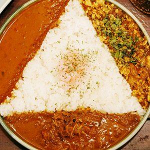 カレー激戦区・西荻窪で食べたい、個性派「あいがけカレー」とは?