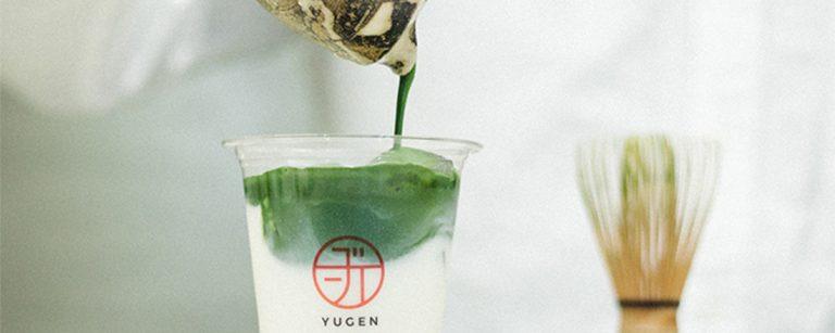 気鋭の日本茶スタンド〈YUGEN〉で、こだわりの一杯を。【京都・仏光寺】