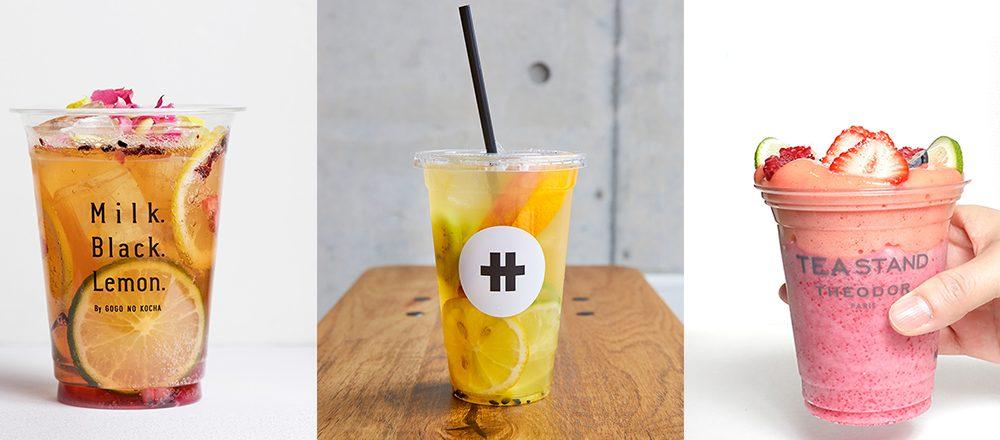 ネクストアレンジはフルーツ!人気お茶専門店のフルーツティー5選【東京・神奈川・大阪】