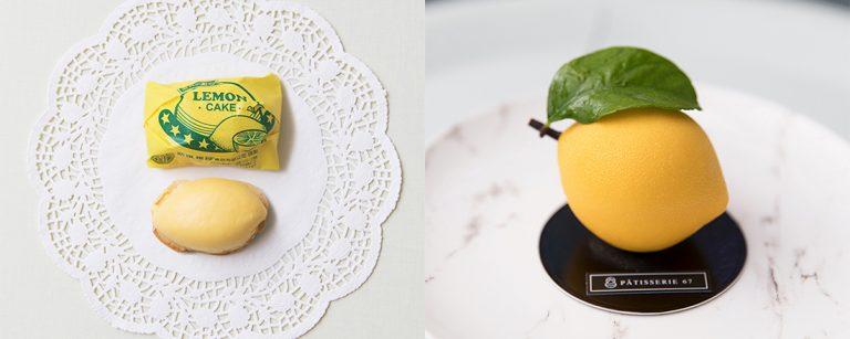 台湾・台中で愛らしいルックスのレトロスイーツ「レモンケーキ」が人気再燃!