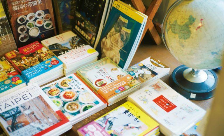 西荻窪 旅の本屋 のまど