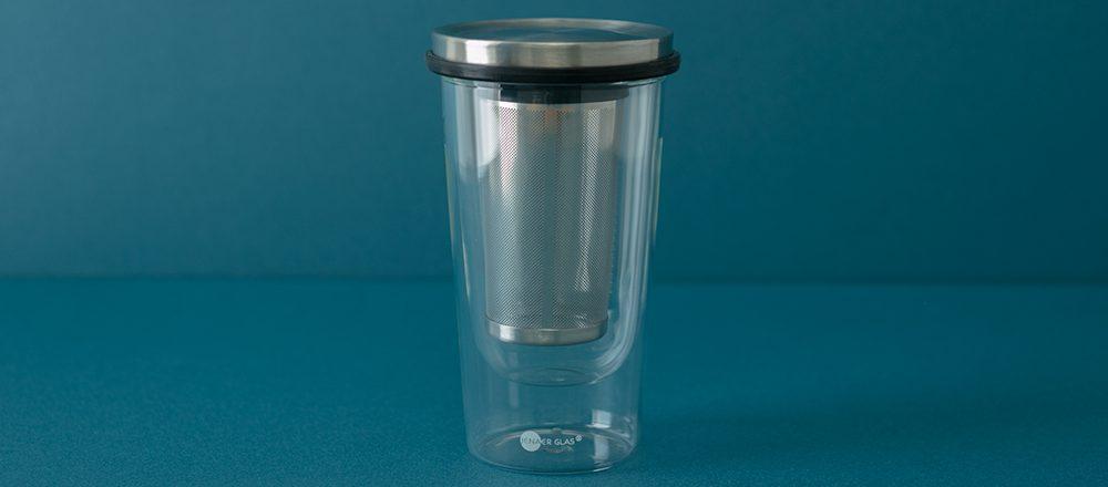 スタイリッシュな進化が止まらない「茶こし・フィルターボトル」。注目ティーストレーナー8選