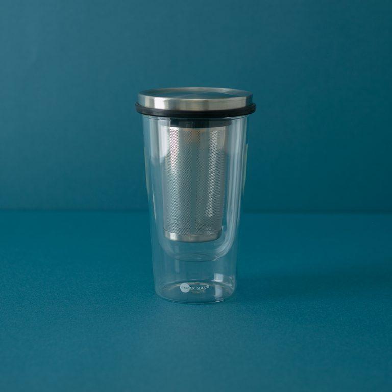 〈JENAER GLAS〉のティーセット