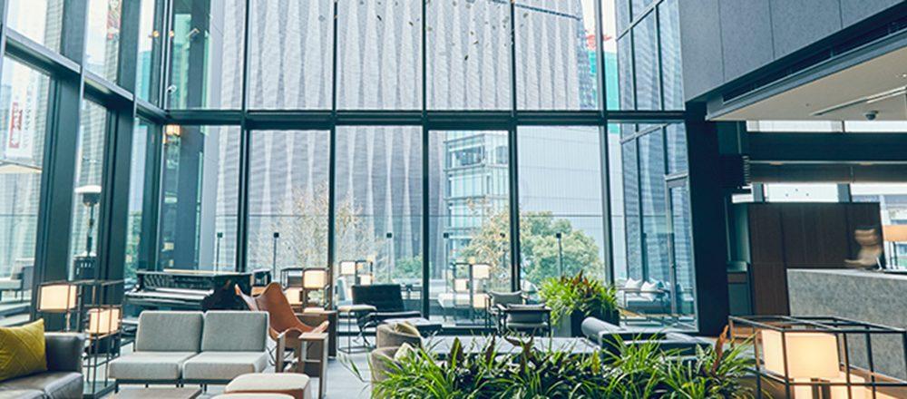 銀座にホテルが急増中!ロケーション抜群のラウンジやカフェも楽しめる新スポットとは?