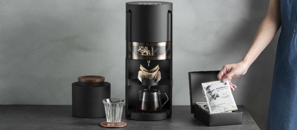 バリスタチャンピオンの味が自宅で楽しめる!IoT全自動コーヒーメーカー〈iDrip〉を体験。