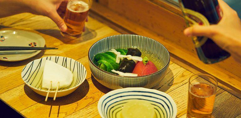 仕事終わりのサク飲みスポットが充実!八重洲・京橋・八丁堀エリアのおすすめバル・居酒屋4軒