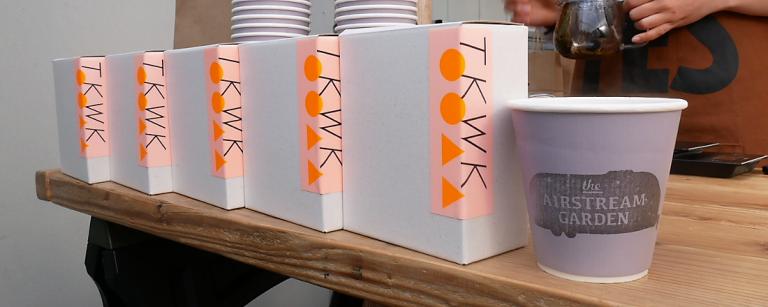 「TOKOWAKA Switch Tea」が表参道〈エアストリームガーデン〉に期間限定で上陸。