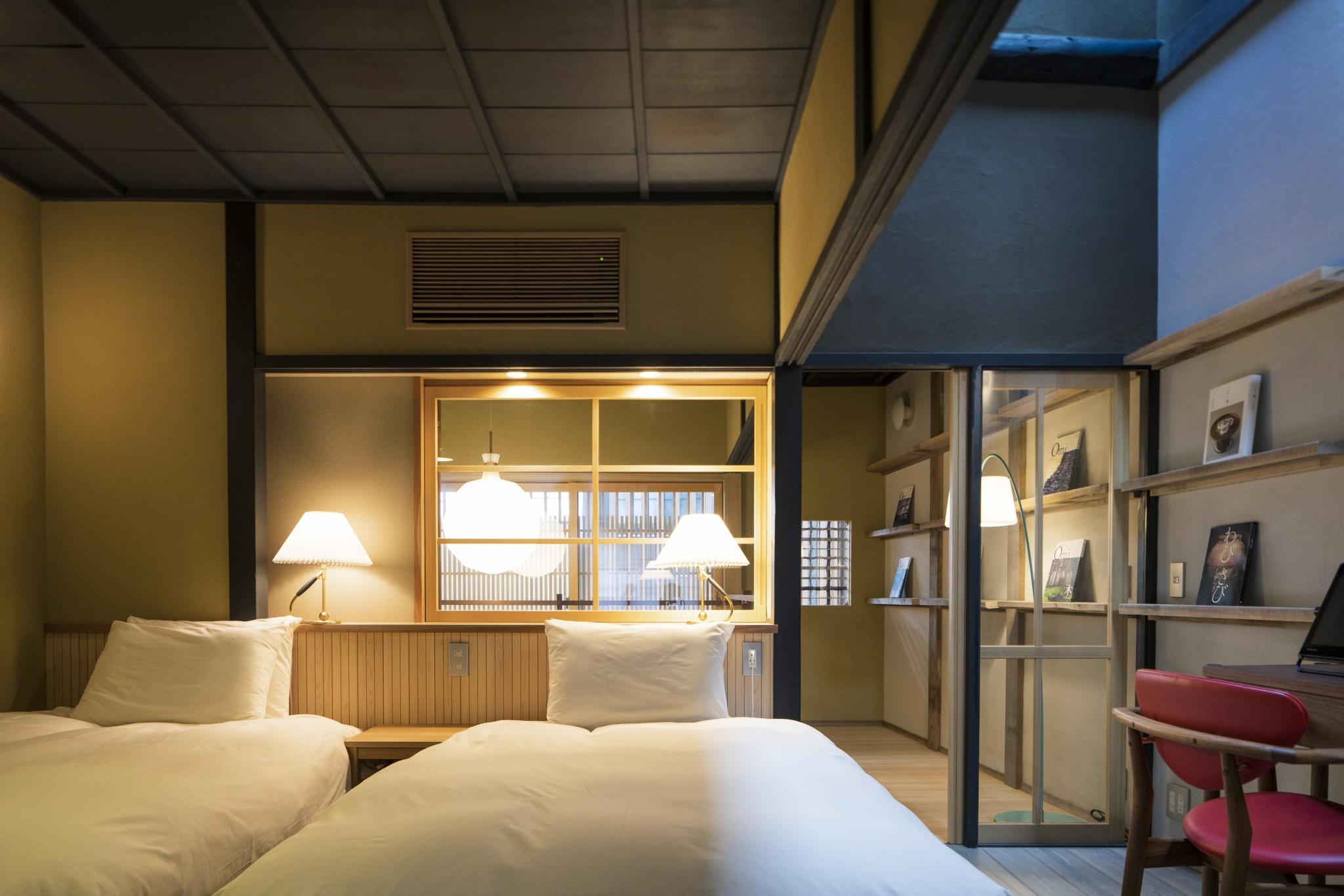 商店街をコンテンツ化したホテルが誕生!滋賀・大津〈商店街ホテル 講 大津百町〉で暮らすように泊まる。