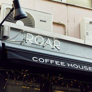 八丁堀 ROAR COFFEE HOUSE & ROASTERY