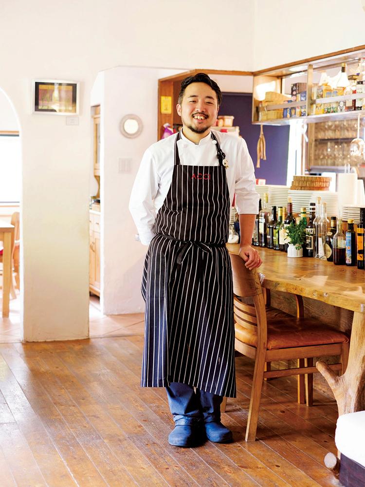 鎌倉 cucina italiana ACCI