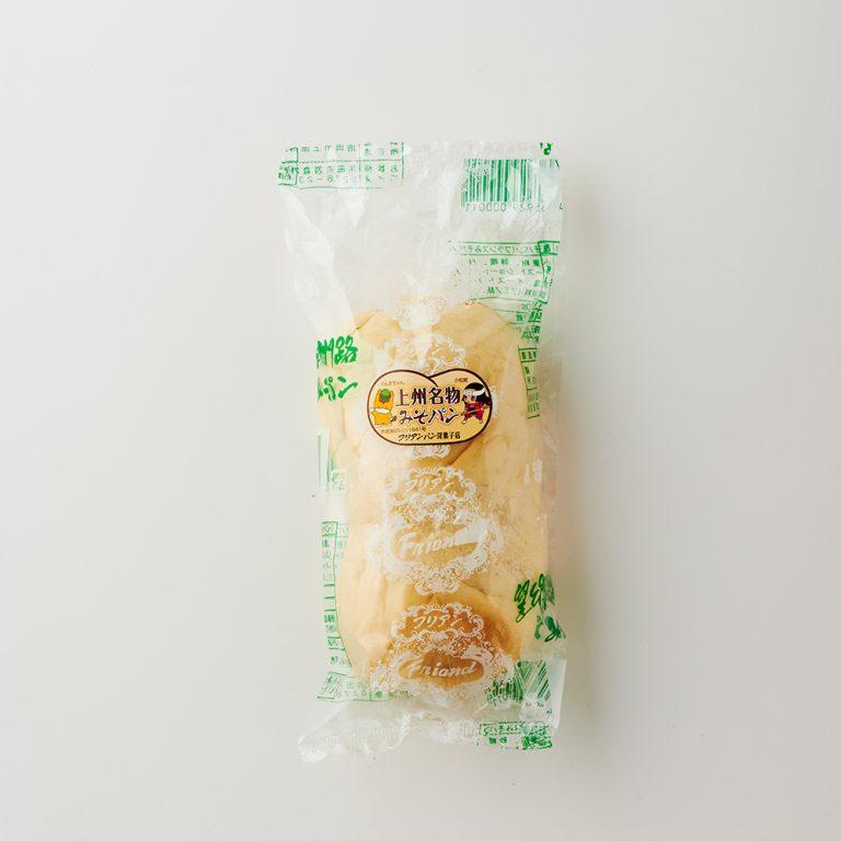 〈フリアンパン洋菓子店〉の「みそパン」