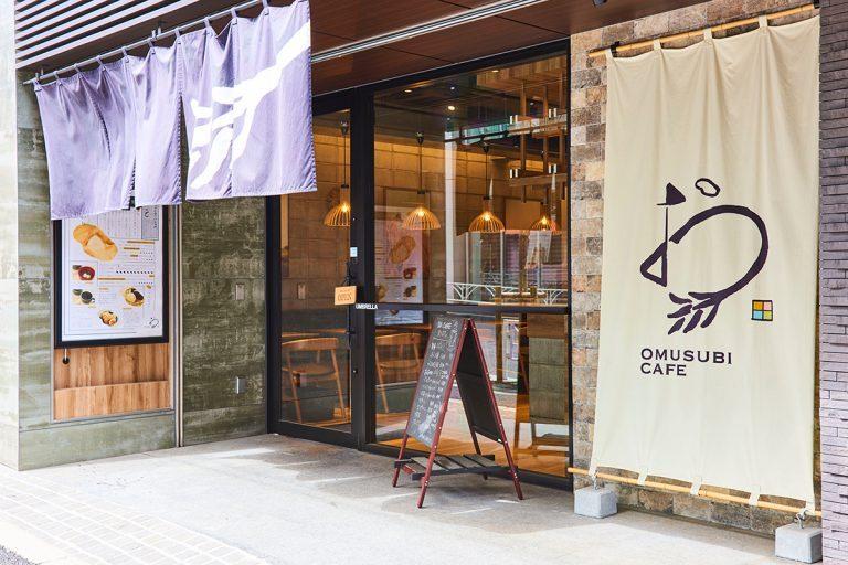 渋谷 OMUSUBI CAFE