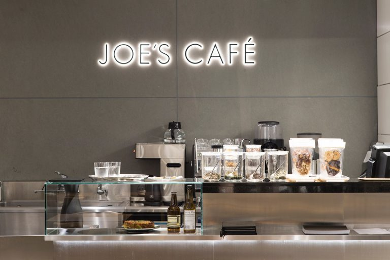銀座 JOE'S CAFE