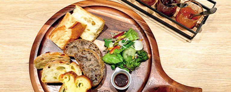忙しい時はサクッとパンランチ!【日比谷・恵比寿・代々木】カフェ併設のおいしいベーカリー3軒