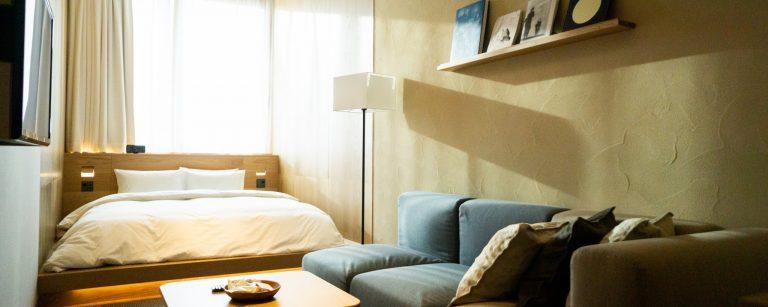 話題沸騰中!「無印良品」の世界観が体験できる〈MUJI HOTEL GINZA〉へ行ってきた。