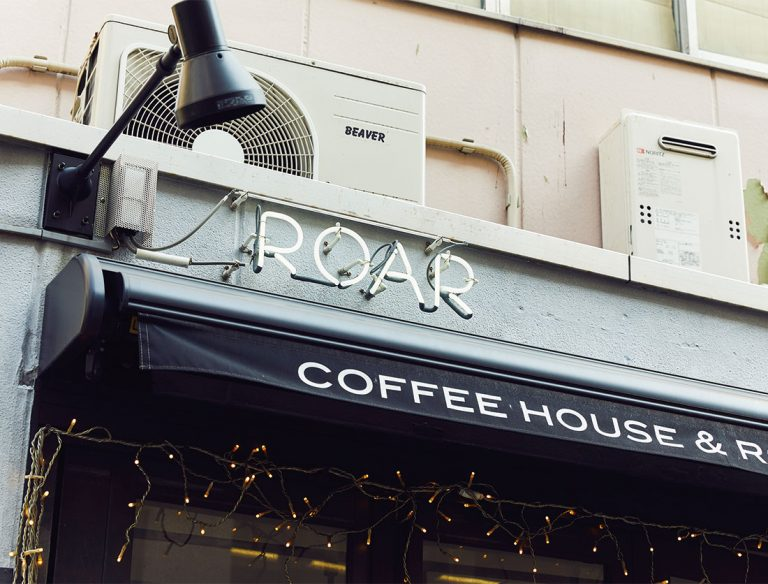 ROAR COFFEE HOUSE & ROASTERY