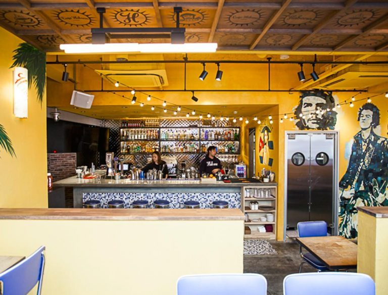 代官山 Café Habana TOKYO