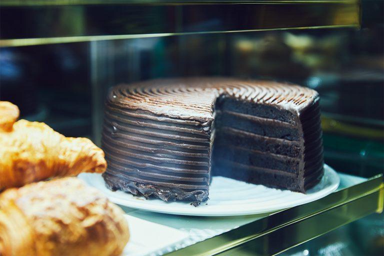 「ラルフズチョコレートケーキ」