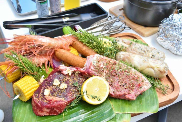 葛西臨海公園でプレミアムな本格的BBQを体験!〈SORAMIDO BBQ〉オープン。