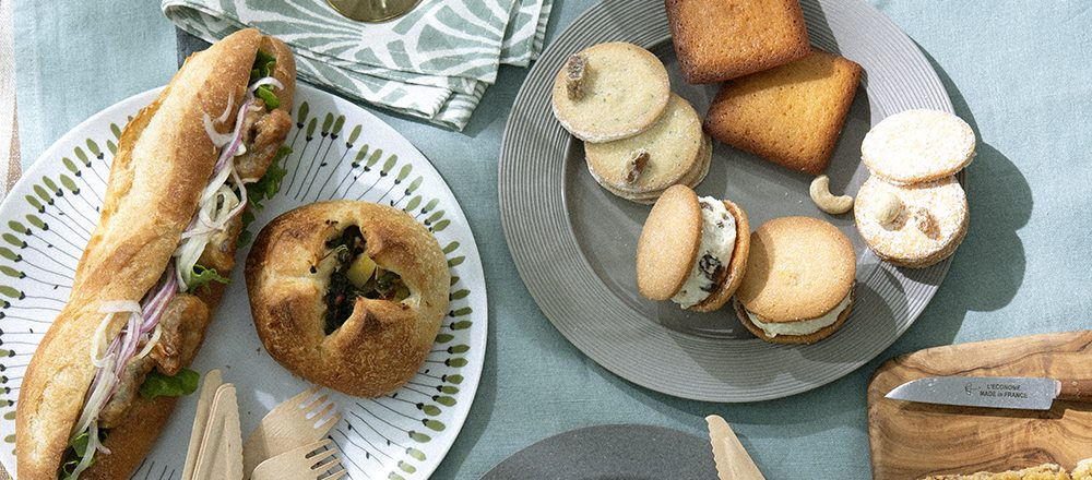 大型連休の波に乗り切れなかったあなたへ提案する「ルミネと、おいしいピクニック」。
