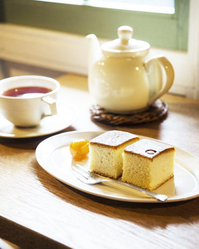 松本 café chiiann