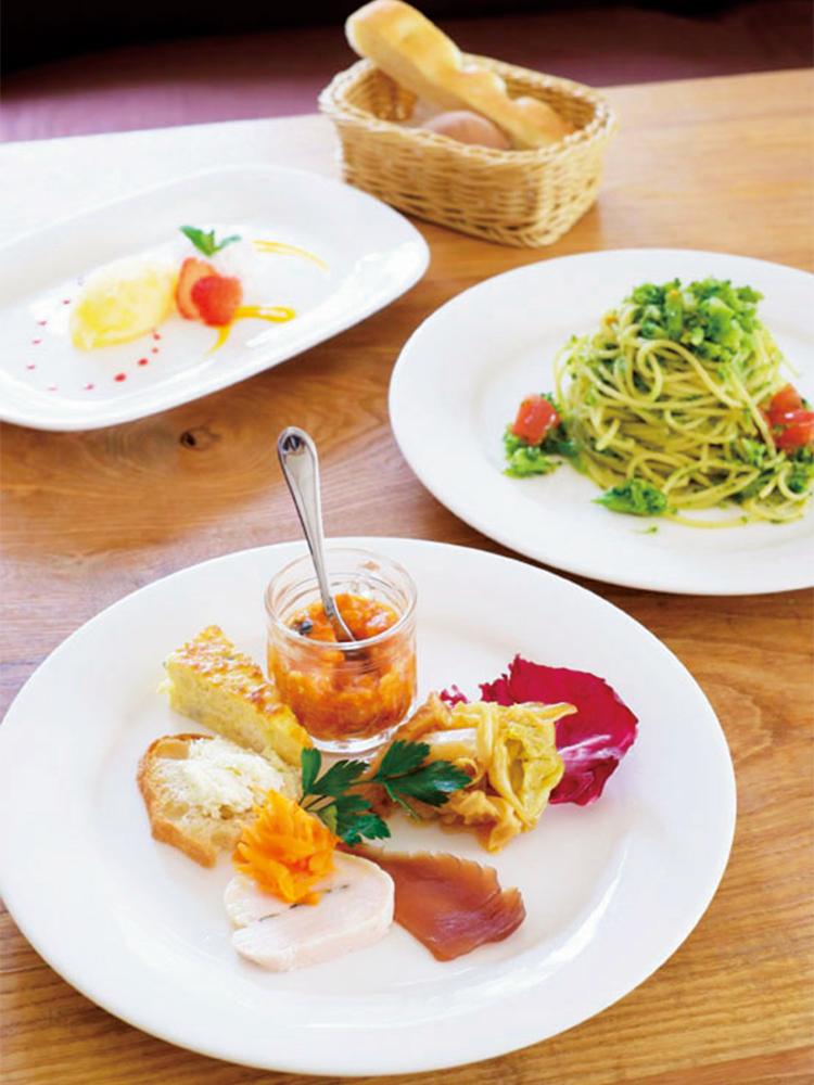 二階堂 cucina italiana ACCI