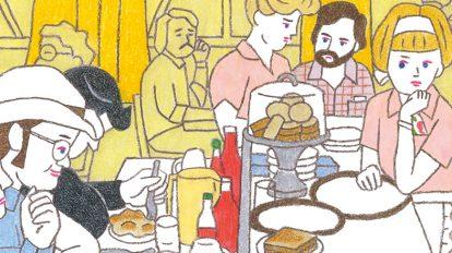 恋愛や友情、家族の絆…ドラマがいっぱい!「食堂」が舞台のおすすめ …