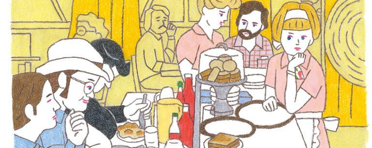 恋愛や友情、家族の絆…ドラマがいっぱい!「食堂」が舞台のおすすめ映画・ドラマ・バラエティ5選