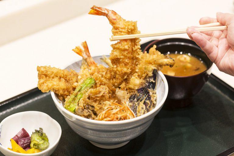 豊洲 天ぷら 愛養