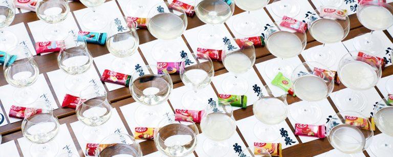 AIが日本酒×キットカットをペアリング!『CRAFT SAKE WEEK at ROPPONGI HILLS 2019』。