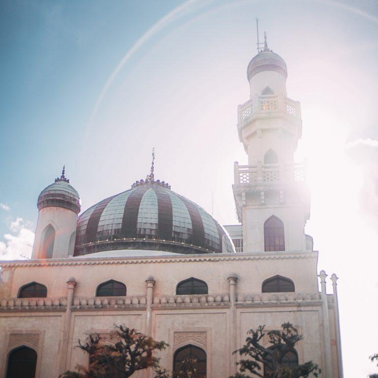 #神戸モスク #イスラム寺院