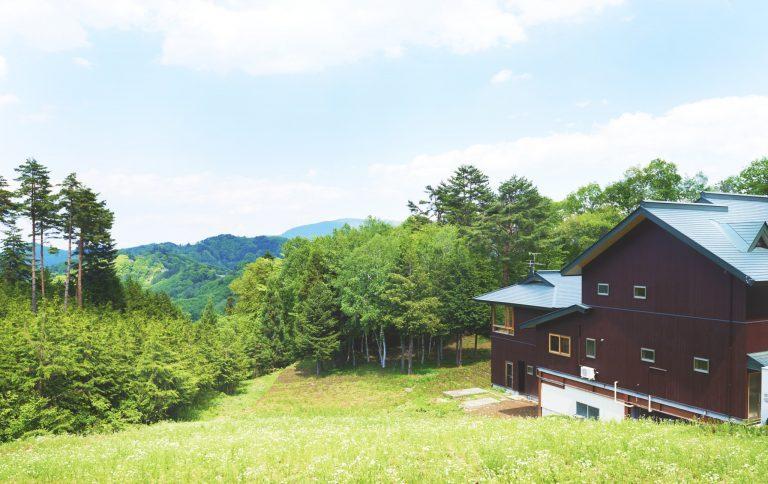 北安曇野 カミツレの宿 八寿恵荘