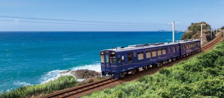 絶景や美食が味わえるおすすめ観光列車4選!鉄道で日本を満喫する旅へ。