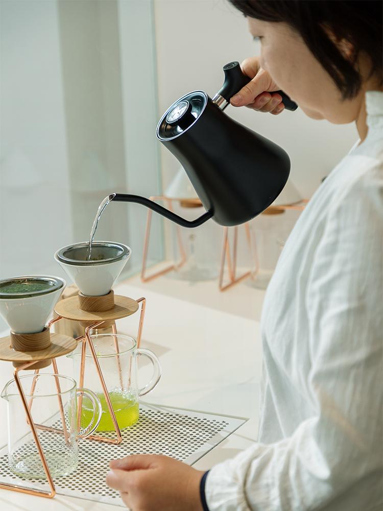 〈MARUZEN Tea Roastery〉 呉服町