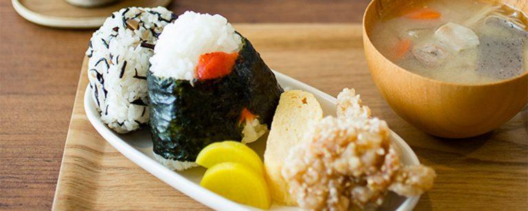 ランチはおにぎりと日本茶でほっこり。可愛い「おにぎりランチ」が人気の都内お茶専門店3軒