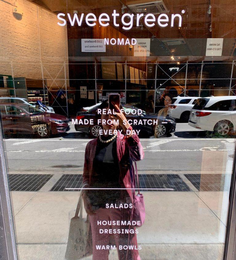 NY sweet green