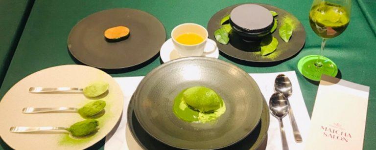 GWは〈Häagen-Dazs MATCHA SALON〉で、究極の抹茶コースを堪能しましょう!
