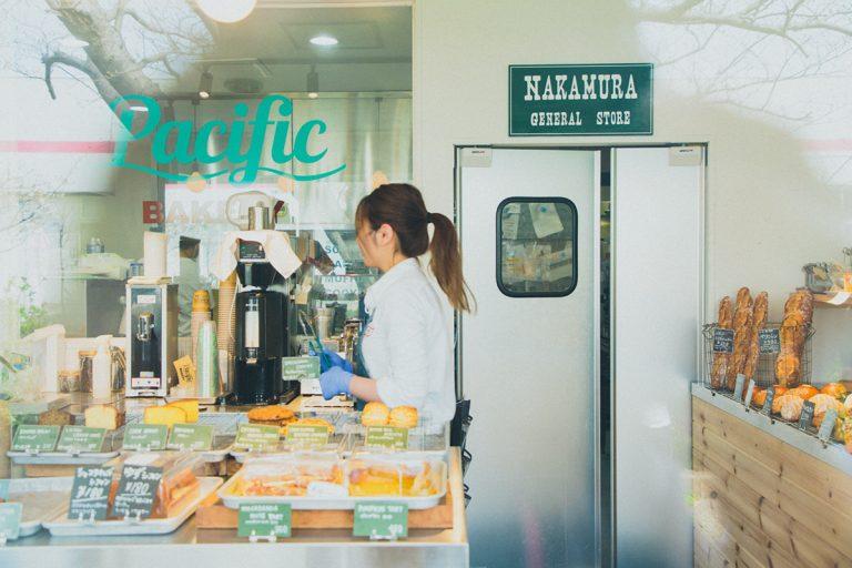 七里ヶ浜 Pacific BAKERY