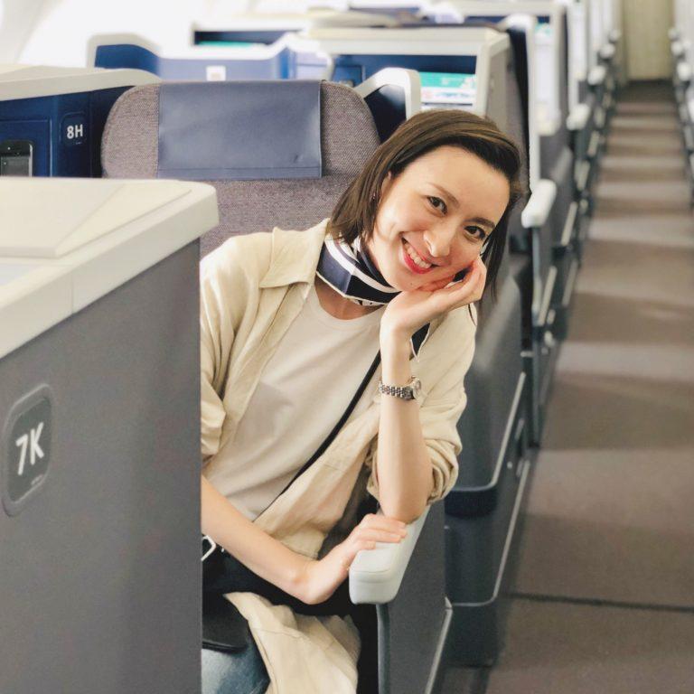 A380型〈FLYING HONU〉ホノルル線