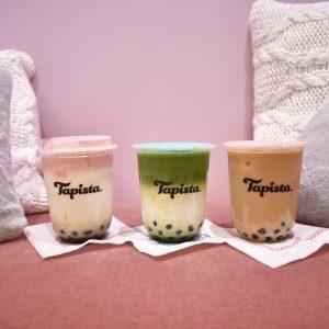 """日本発のタピオカスタンド〈Tapista〉がOPEN。トッピングを組み合わせて、""""自分だけの一杯""""を!"""