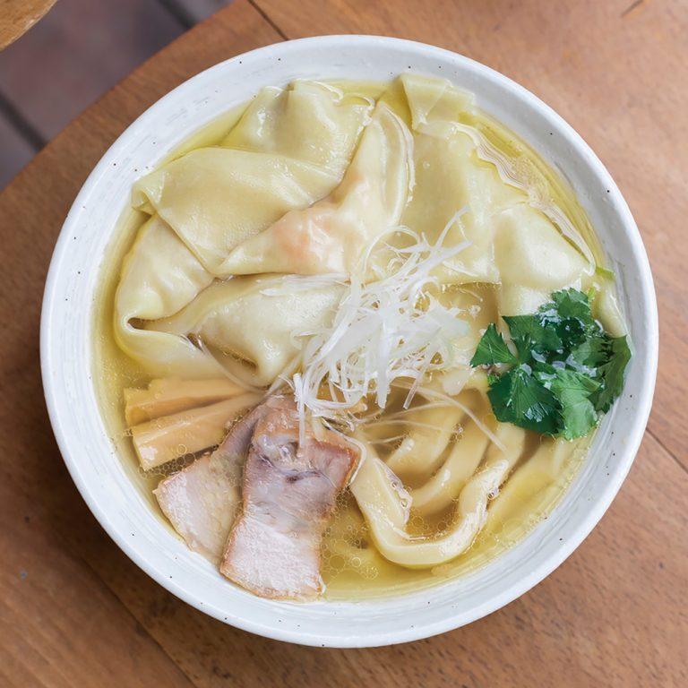 純手打ち 麺と未来 下北沢