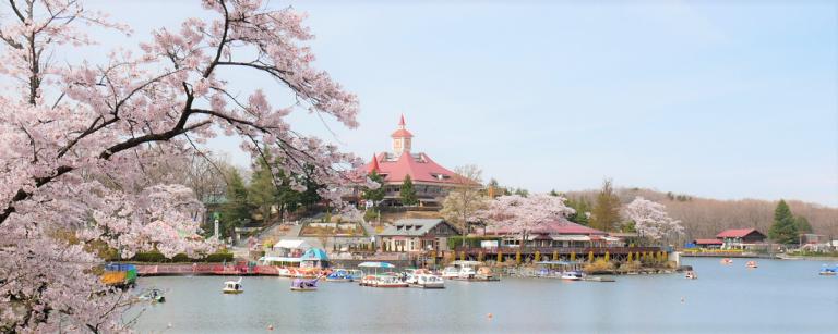 今年のGWは日帰りで行ける〈那須りんどう湖レイクビュー〉で休日を満喫!