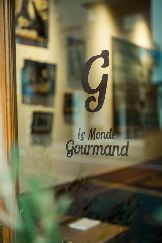 自由が丘 〈Le Monde Gourmand〉