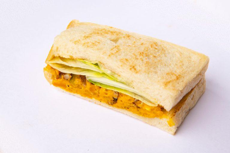 〈こまつやサンドイッチ〉のサンドイッチ各種