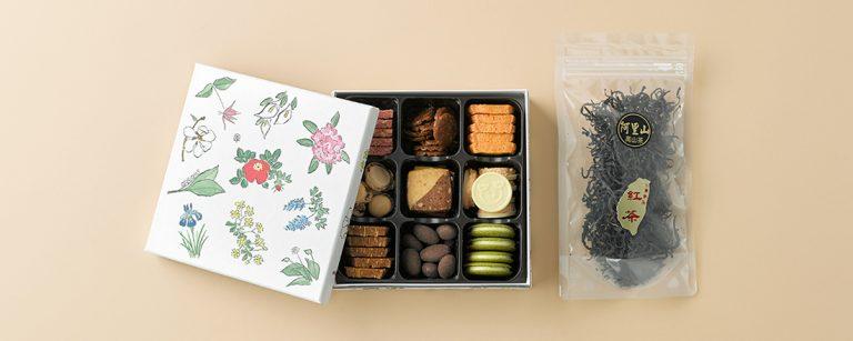 手土産にもおすすめ!人気料理家が選ぶ「台湾茶×スイーツ」のベストペアリング3選