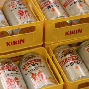 五感を使って「ビール」をフルに楽しめる〈キリンビール横浜工場〉に行ってきました!